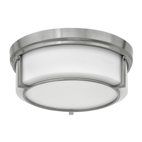 Hinkley Lighting Hinkley Lighting Weston Brushed Nickel Flushmount Light 3972BN