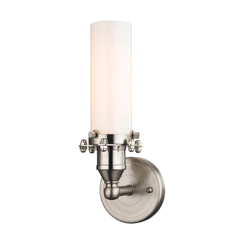 Elk Lighting Elk Lighting Fulton Satin Nickel Sconce 67330/1