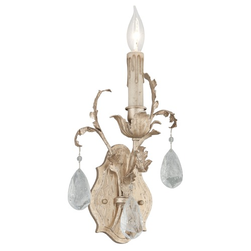 Corbett Lighting Corbett Lighting Vivaldi Venetian Leaf Sconce 210-11