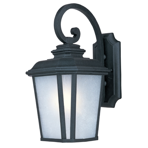 Maxim Lighting Maxim Lighting Radcliffe Black Oxide Outdoor Wall Light 3344WFBO