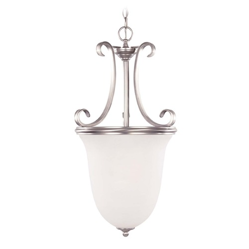 Savoy House Savoy House Pewter Pendant Light with Bowl / Dome Shade 7-5786-2-69