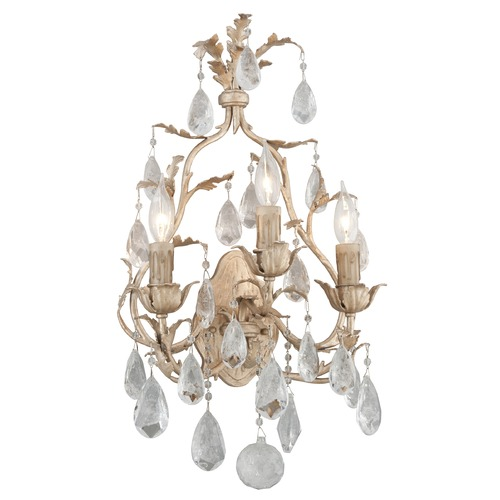 Corbett Lighting Corbett Lighting Vivaldi Venetian Leaf Sconce 210-13