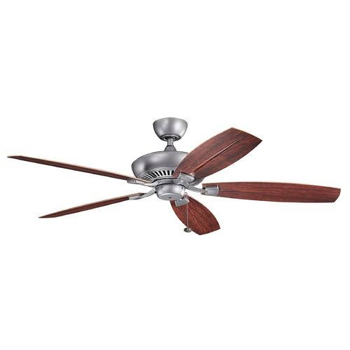 Kichler Lighting Kichler Lighting Canfield Ceiling Fan Without Light 310193WSP
