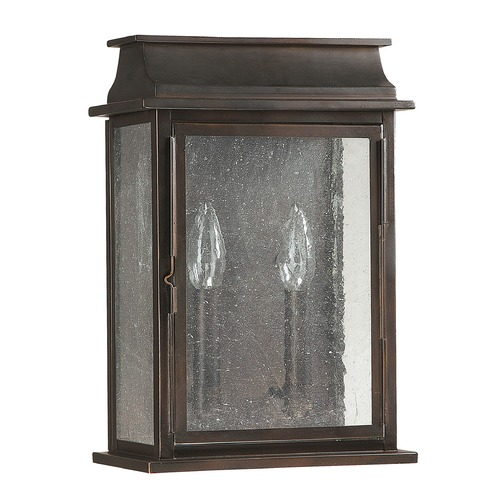 Capital Lighting Capital Lighting Bolton Old Bronze Outdoor Wall Light 9662OB