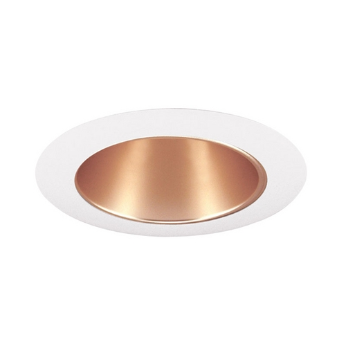 Juno Lighting Group Wheat Haze Alzak Cone for 4-Inch Recessed Housing 17 WHZWH