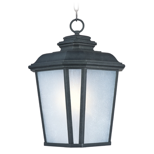 Maxim Lighting Maxim Lighting Radcliffe Black Oxide Outdoor Hanging Light 3349WFBO