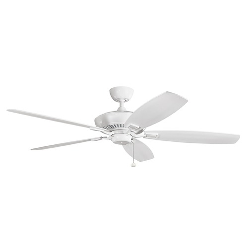 Kichler Lighting Kichler Lighting Canfield Ceiling Fan Without Light 300188WH