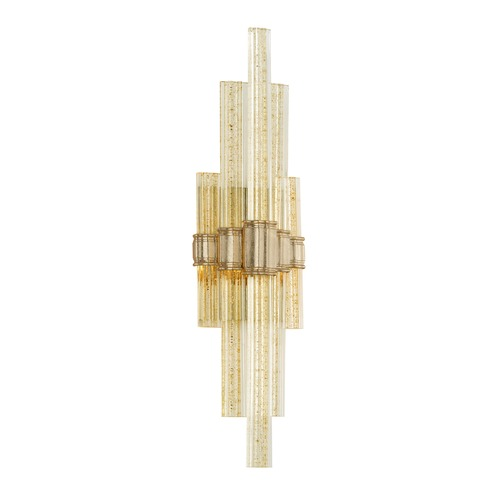 Corbett Lighting Corbett Lighting Voila Gold Leaf LED Sconce 235-12