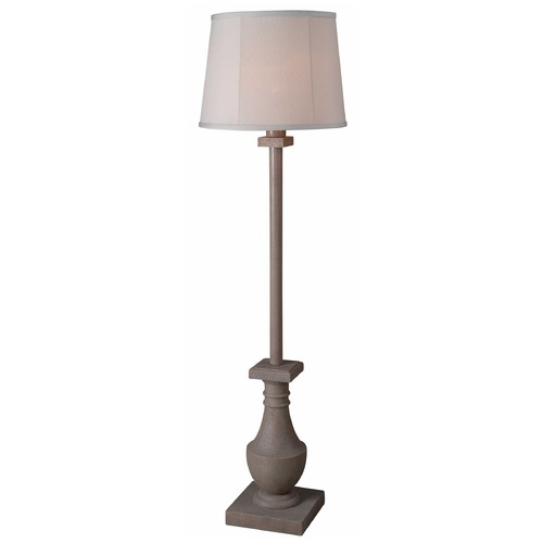 Kenroy Home Lighting Floor Lamp in Coquina Finish 32269COQN