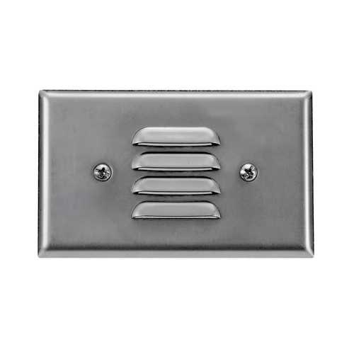 Royal Pacific Lighting Mini Louvered LED Recessed Step Light 8908BA