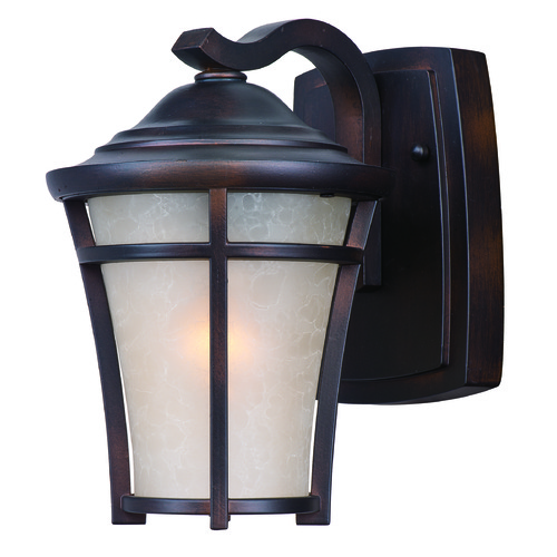 Maxim Lighting Maxim Lighting Balboa Dc Copper Oxide Outdoor Wall Light 3802LACO
