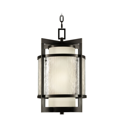 Fine Art Lamps Fine Art Lamps Singapore Moderne Outdoor Dark Bronze Patina Outdoor Hanging Light 817482ST