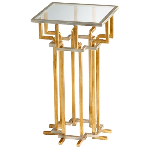 Cyan Design Cyan Design Slater Gold Leaf Coffee & End Table 05270