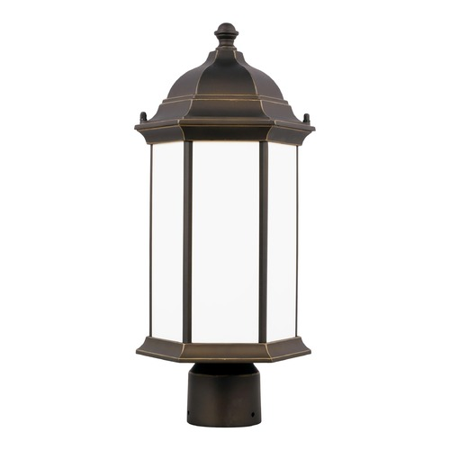 Sea Gull Lighting Sea Gull Lighting Sevier Antique Bronze Post Light 8238651-71