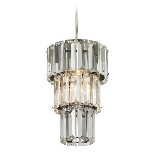 Elk Lighting Crystal Mini-Pendant Light 31489/1