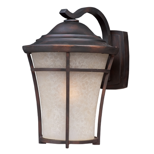 Maxim Lighting Maxim Lighting Balboa Dc Copper Oxide Outdoor Wall Light 3804LACO