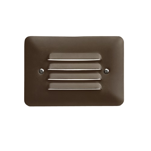 Kichler Lighting Kichler Lighting Landscape LED Bronzed Brass LED Recessed Deck Light 15782BBR27R