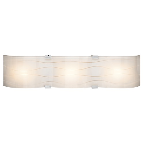 Elan Lighting Elan Lighting Undulla Chrome Bathroom Light 83084