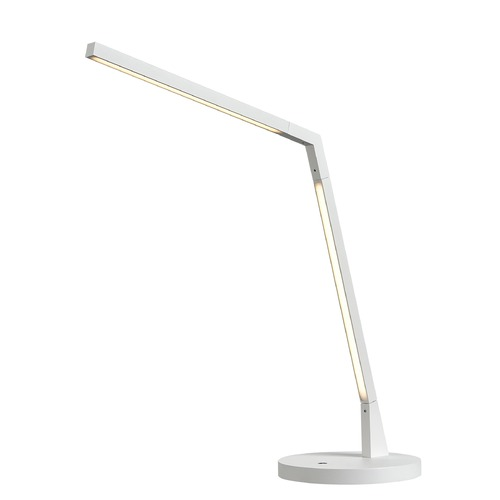 Kuzco Lighting Kuzco Lighting Miter White LED Desk Lamp TL25517-WH