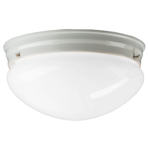 Design Classics Lighting 8-Inch Flushmount Ceiling Light 29624