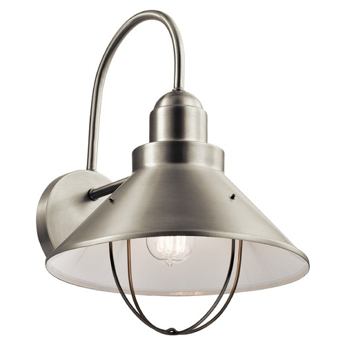 Kichler Lighting Kichler Lighting Seaside Outdoor Wall Light 9142NI