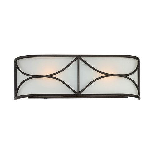 Designers Fountain Lighting Designers Fountain Avara Oil Rubbed Bronze Bathroom Light 88602-ORB