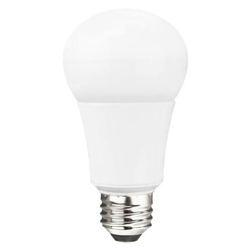 A19 Led Light Bulb 60 Watt Equivalent Energy Star Rated Led10a19dod27k Ppp Destination