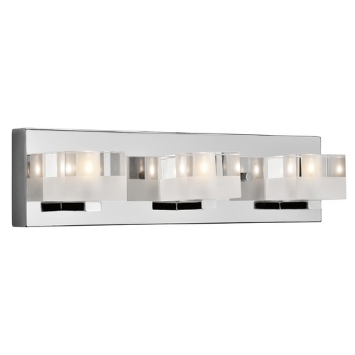 Elan Lighting Elan Lighting Considine Chrome Bathroom Light 83189