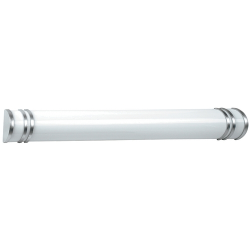 Kichler Lighting Kichler Bathroom Light with White Shade 10330WH