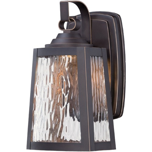 Minka Lavery Minka Talera Oil Rubbed Bronze Outdoor Wall Light 73101-143C-L