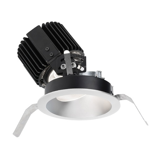 WAC Lighting WAC Lighting Volta Haze White LED Recessed Trim R4RAT-S927-HZWT