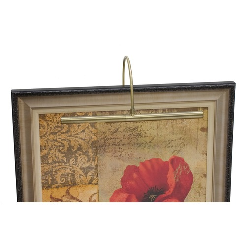 House of Troy Lighting House Of Troy Lighting Advent Antique Brass LED Picture Light APL16-71