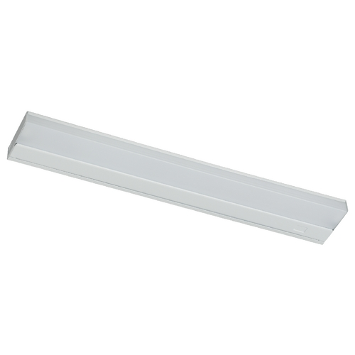 Quorum Lighting 21-1/4-Inch Fluorescent Under Cabinet Light Direct-Wire 4100K 120V White by Quorum Lighting 85221-1-6