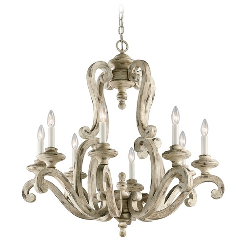 Kichler Lighting Kichler Lighting Hayman Bay Chandelier 43265DAW