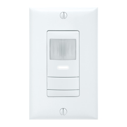 Lithonia Lighting Lithonia Lighting Gloss White Vacancy and Occupancy Sensor WSX2PWH
