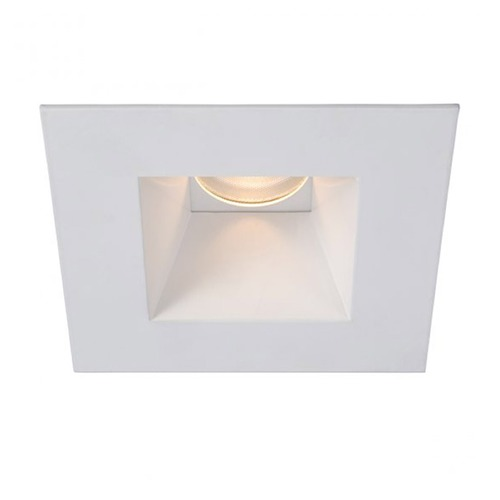 WAC Lighting WAC Lighting Square White 3.5