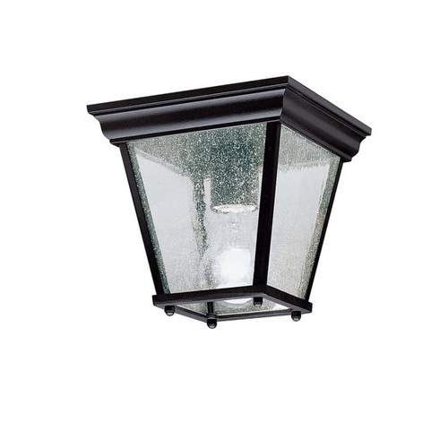 Kichler Lighting Kichler Close To Ceiling Light in Black Finish 9859BK