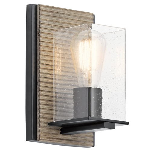 Kichler Lighting Kichler Lighting Millwright Sconce 45542DAG