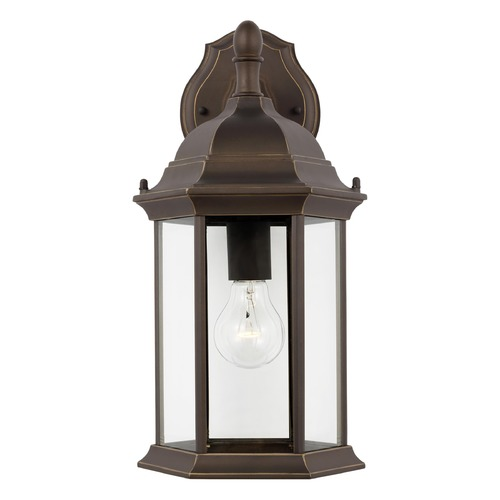 Sea Gull Lighting Sea Gull Lighting Sevier Antique Bronze Outdoor Wall Light 8938701-71