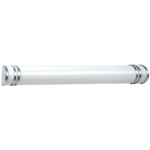 Kichler Lighting Kichler Bathroom Light with White Shade 10331WH