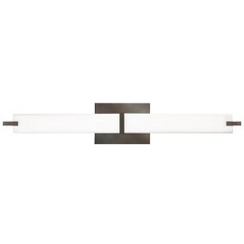 Tech Lighting Metro Satin Nickel Bathroom Light - Vertical or Horizontal Mounting 700-BCMETS