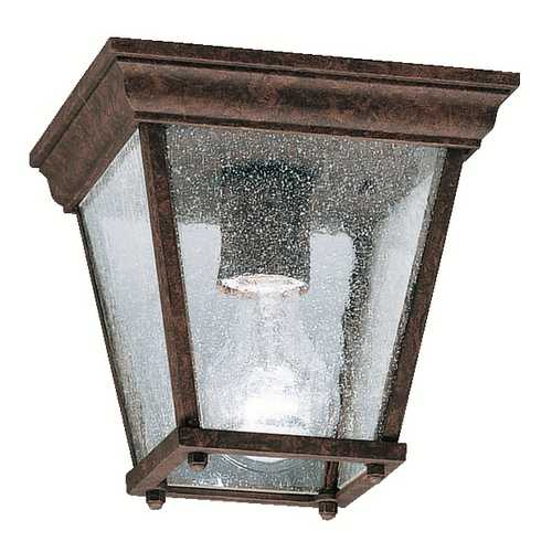 Kichler Lighting Kichler Close To Ceiling Light in Tannery Bronze Finish 9859TZ
