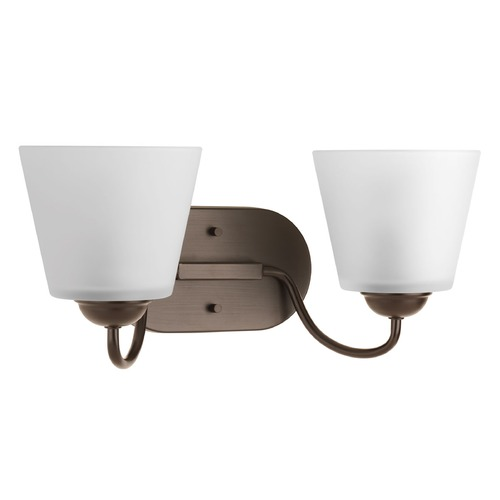 Progress Lighting Progress Lighting Arden Antique Bronze Bathroom Light P2128-20