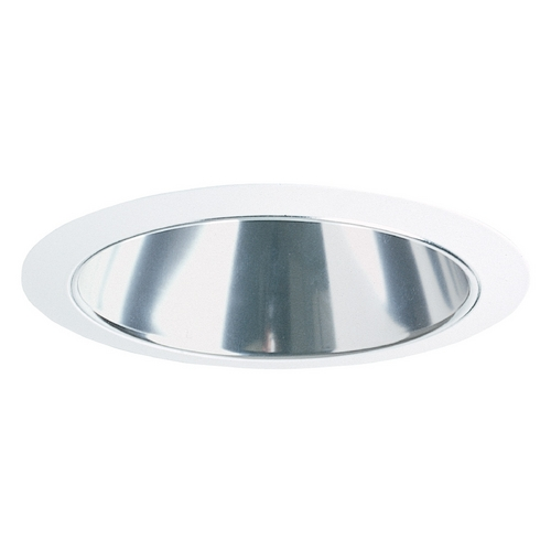 Juno Lighting Group Black Cone for 5-Inch Recessed Housing 207B-WH