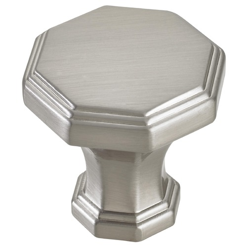 Seattle Hardware Co Satin Nickel Cabinet Knob - Case Pack of 10 HW10-K-09 *10 PACK* KIT