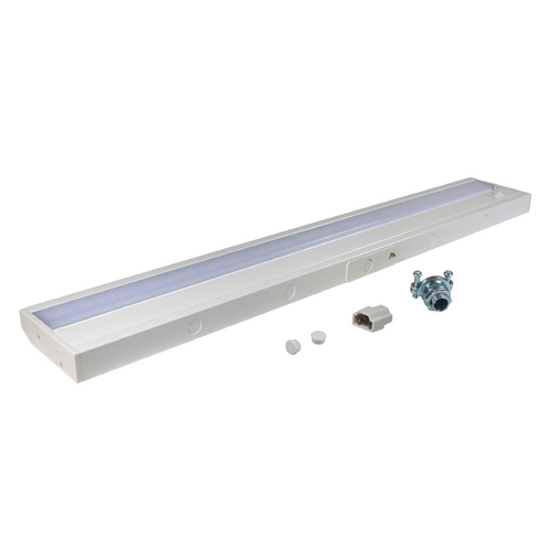 American Lighting American Lighting LED Complete White 24-3/16-Inch LED Light Bar Light ALC-24-WH
