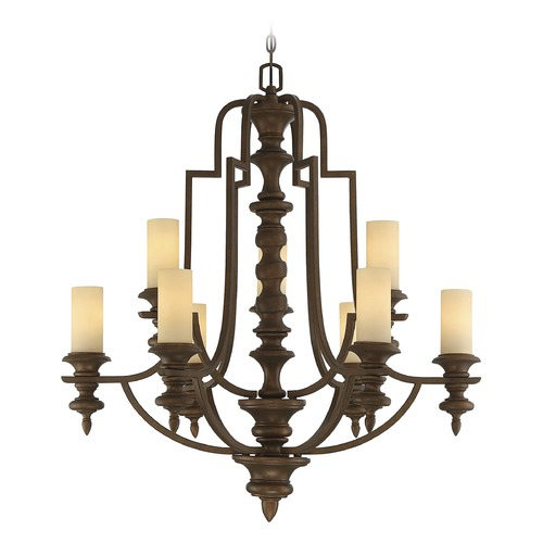 Savoy House Savoy House Lighting Castillo Midland Bronze Chandelier 1-3071-9-65