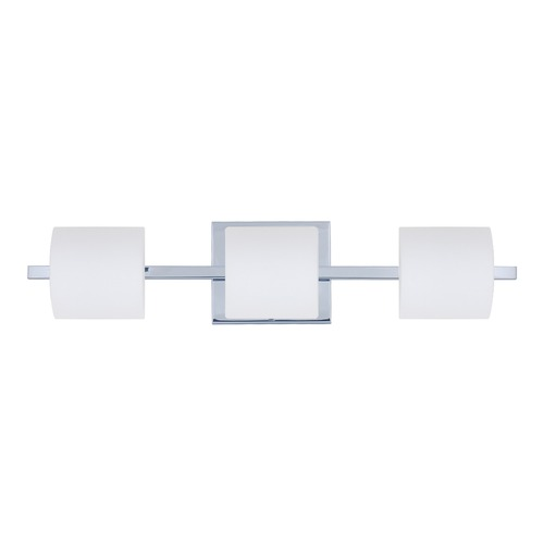 Besa Lighting Besa Lighting Paolo Chrome Bathroom Light 3WS-787307-CR