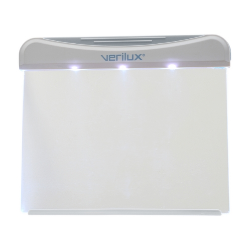 Verilux Lighting LED Travel Book Light in White Finish VB07WG4