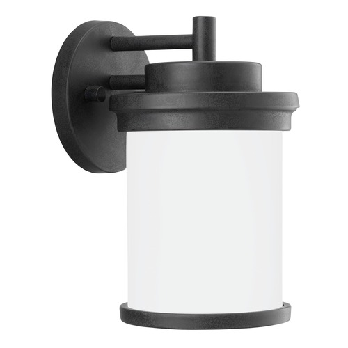 Sea Gull Lighting Sea Gull Lighting Winnetka Outdoor Forged Iron LED Outdoor Wall Light 88660EN3-185